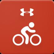 App Icon: iMapMyRIDE Reiten Radfahren