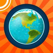 App Icon: Barefoot Weltatlas 3.0.9
