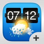App Icon: Wetter+ 4.5.0