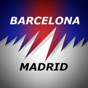 App Icon: Barcelona vs Madrid 1.0