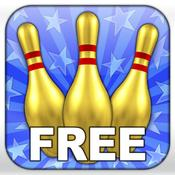 App Icon: Gutterball: Golden Pin Bowling FREE 1.2.0