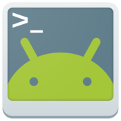 App Icon: Android Terminal Emulator