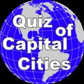 App Icon: Quiz: Länder und Hauptstädte