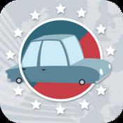 App Icon: Ins Ausland fahren