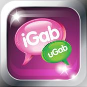 App Icon: iGab 2.6