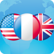 App Icon: French English Dictionary