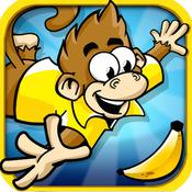 "App Icon: Spider Monkey Free Game by ""Top Free Games"" 1.26"