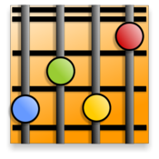 App Icon: Guitar Chord Cracker