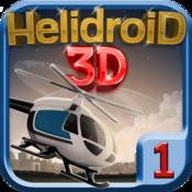 App Icon: Helidroid 1 : RC Hubschrauber