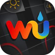 App Icon: Weather Underground:Radar, Vorhersagen, Satellitenkarten, Wetterfotos, Unwetterwarnungen 5.7