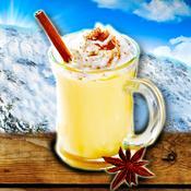 App Icon: Winter-Rezepte - Drinks für Fans von Weihnachten & Plätzchen 1.1