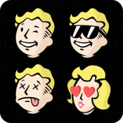 App Icon: Fallout C.H.A.T.