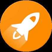 App Icon: Rocket VPN – Internet Freedom