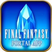 App Icon: FINAL FANTASY PORTAL APP