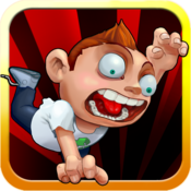 App Icon: Falling Fred