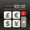 eCurrency - Währungsrechner