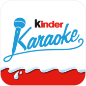 App Icon: kinder Karaoke – Xmas Edition