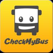 App Icon: CheckMyBus Fernbus Vergleich