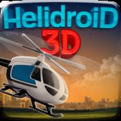 App Icon: Helidroid 3D : Hubschrauber RC