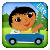 App Icon: Tizzy Driving Adventure Lite