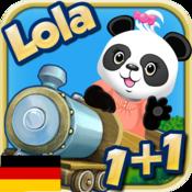 App Icon: Lolas Mathe-Zug