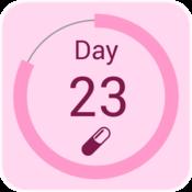 App Icon: Lady Pill Widgets