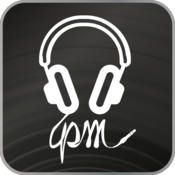 App Icon: Party Mixer - DJ player app