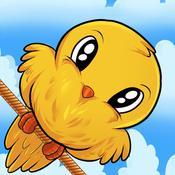 App Icon: Jump Birdy Jump 1.4