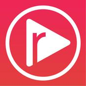 App Icon: Rormix - Music Worth Watching: New Music Discovery for Music Videos: Find & Discover New Music 3.1.8