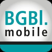 App Icon: BGBl. mobile