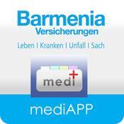App Icon: Barmenia-mediApp 2.3
