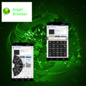 App Icon: Angel Browser