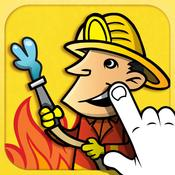 App Icon: Buildo Rescue Sticker Book 2.1