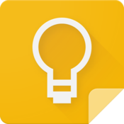 App Icon: Google Notizen
