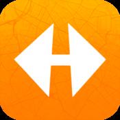 App Icon: NAVIGON