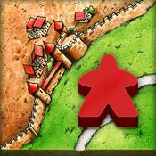 App Icon: Carcassonne