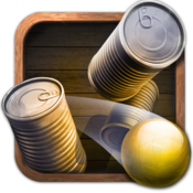 App Icon: Can Knockdown