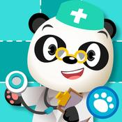 App Icon: Dr. Panda Tierklinik 1.7