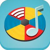 App Icon: djGoRound 1.0