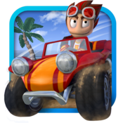 App Icon: Beach Buggy Blitz