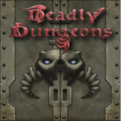 App Icon: Deadly Dungeons
