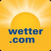 App Icon: wetter.com - Wetter und Radar
