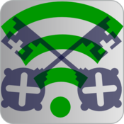 App Icon: WiFi Key Recovery (needs root)