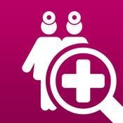App Icon: BundesArztsuche 3.0.1