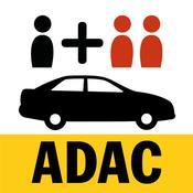 App Icon: ADAC Mitfahrclub: Die kostenlose Fahrtvermittlung für alle! 3.3.0