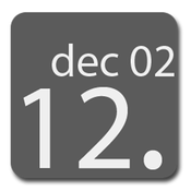 App Icon: Advanced Clock Widget