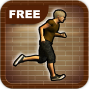 App Icon: Parkour: Roof Riders Lite