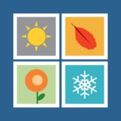 App Icon: Pics Grid