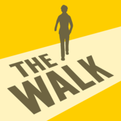 App Icon: The Walk: Fitness Tracker Game
