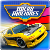 App Icon: Micro Machines
